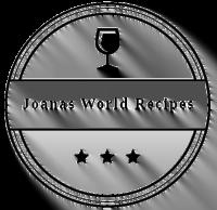 Joanas World Recipes